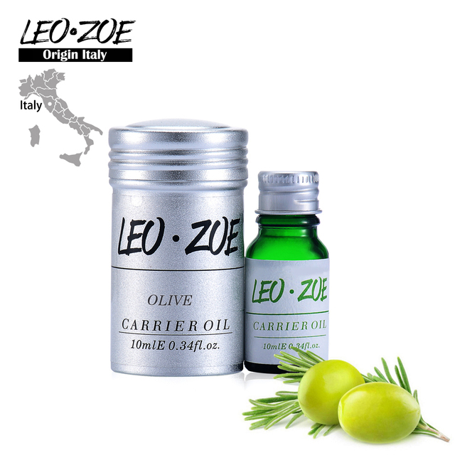Pure Olive Oil Famous Brand LEOZOE Certificate Of Origin Italy Aromatherapy High Quality Olive Essential Oil 10ML