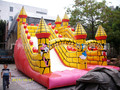 Children's interesting Inflatable Slide