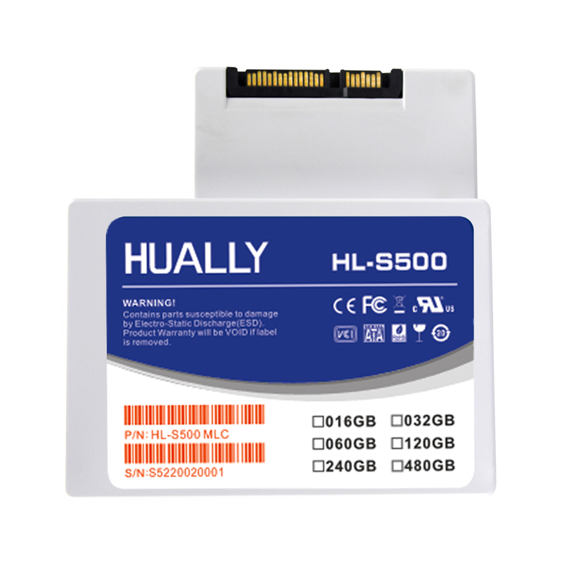 Hually 2.5inch SATA SATA2 SSD Most Competitive Series 8GB 16GB 32GB Solid State Disk Drive HDD Hard Disk for notebook computer