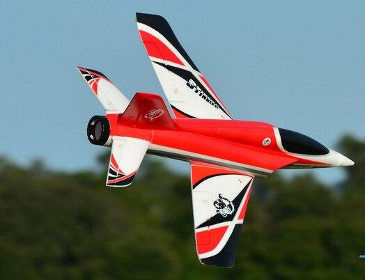 Stinger64 elektryczny RC Jet model samolotu 3 s standardowy PNP i zmodernizowane 4S wersja PNP w Samoloty RC od Zabawki i hobby na  Grupa 1