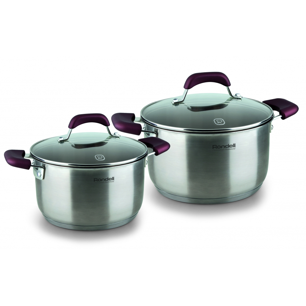 Set of dishes RONDELL RDS-822 set of dishes rondell flamme 4 items rds 340