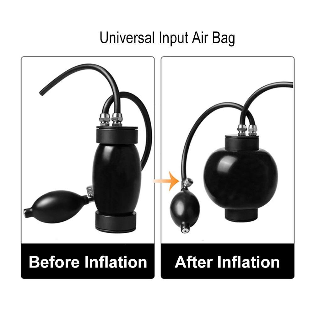 Smoke machine intake bladder (1)