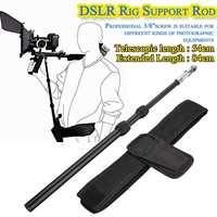 DSLR Rig Destek Çubuk/Kayış Omuz Dağı Video Kamera Kamera DV/DSLR Yeni Eylem Kamera Aksesuarları