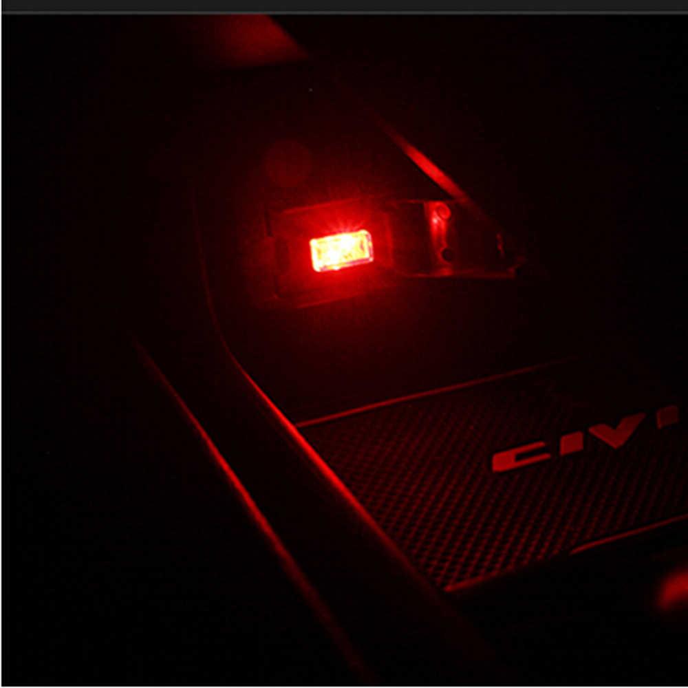 車ユニバーサル USB LED 装飾ライト自動車部品シボレークルーズ TRAX Lova 帆 EPICA Captiva マリブボルトカマロ cobal