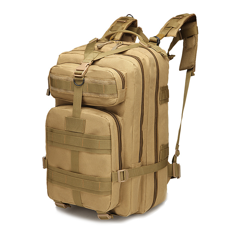 45L MOLLE Outdoor Tactical Backpack Backpacks Travel Climbing Bags Outdoor Sport Hiking Camping Army Bag Military Male shanson