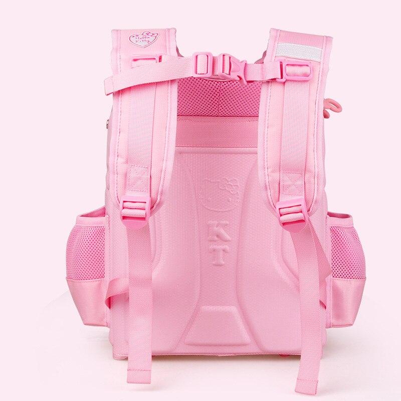 Orthopédique Pour c Kitty Pink Bonjour Red Filles Pink Mochila A École Primaire b Red d À Dos Pink Enfants Des Les Red b Plecak Sacs Cartable a Red D'école e Pink e Bolsas Sac d Red 6FzF1xq