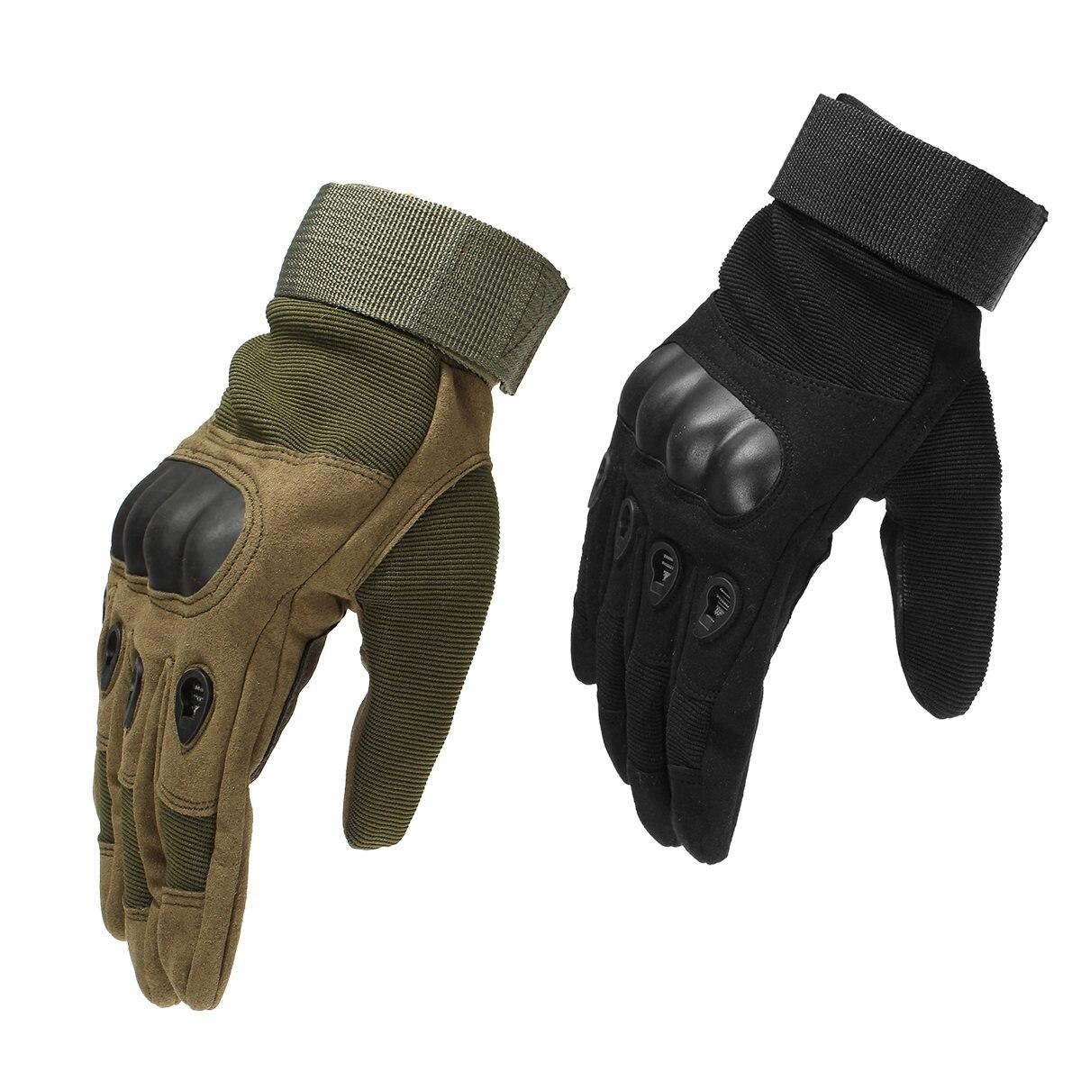 NEUE Safurance Taktische Handschuhe Winter Herbst Volle Finger Outdoor Radfahren Arbeitssicherheit Handschutz