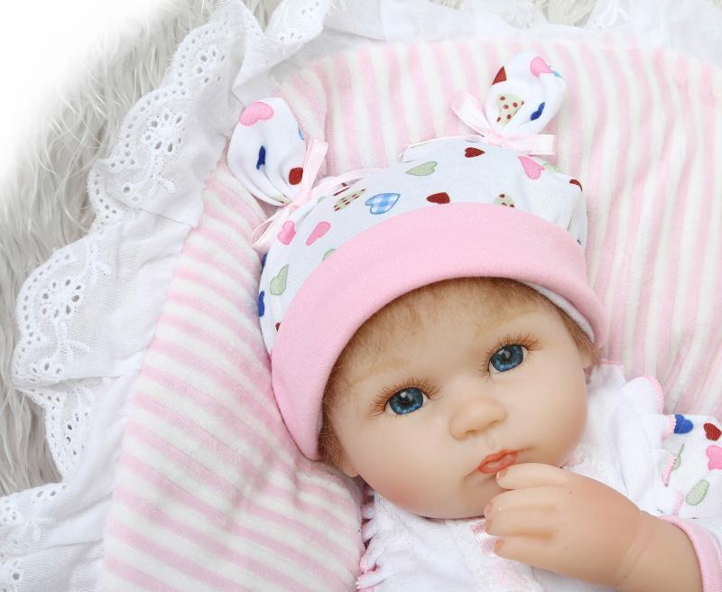 42 cm Bebe Reborn jouet poupées 18