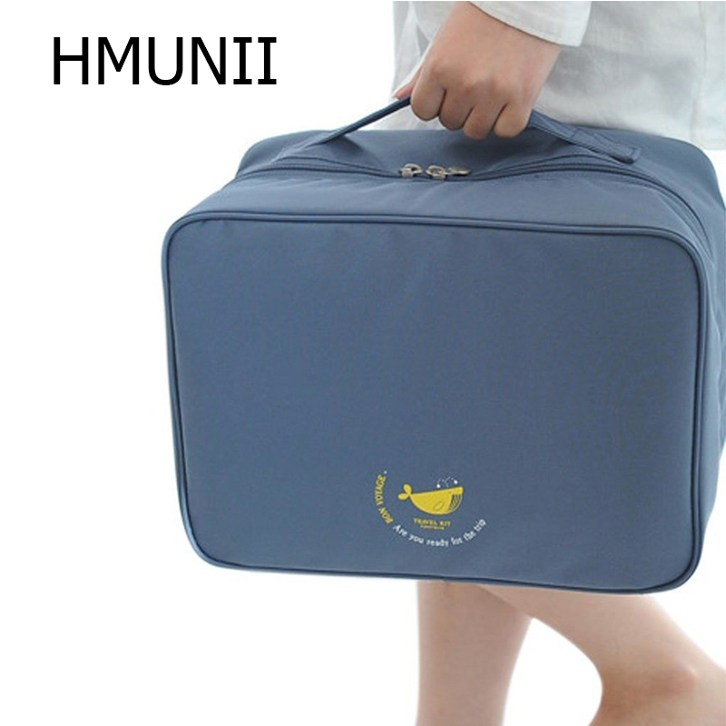 New Style Fashion Large Capacity Travel Bag Women Nylon Folding Bag Men Luggage Travel Handbags Portable Multifunction