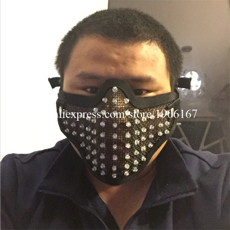led and laser mask01