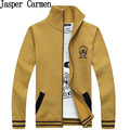 Free shipping The 2017 men's spring sweater classic men sweaters warm male Lapel cardigan 80