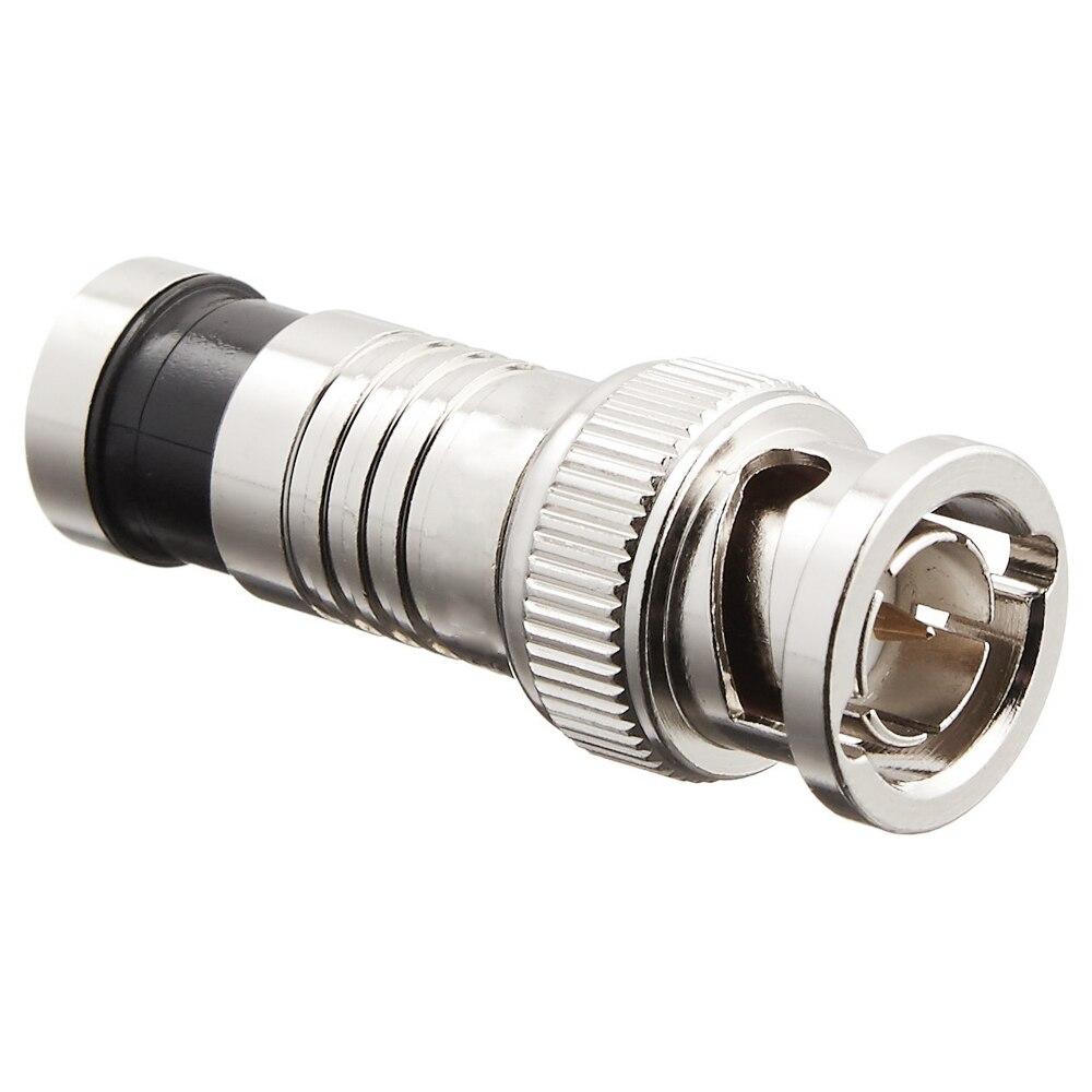 BNC Connectors For AHD Camera CVI Camera TVI Camera CCTV Camera Coaxial/Cat5/Cat6 Cables