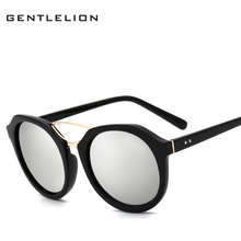 c824a0ce21d Factory Direct Sale New Fashion Sun Glasses for Men and Women Round  Colorful Mirrored Lens 2708