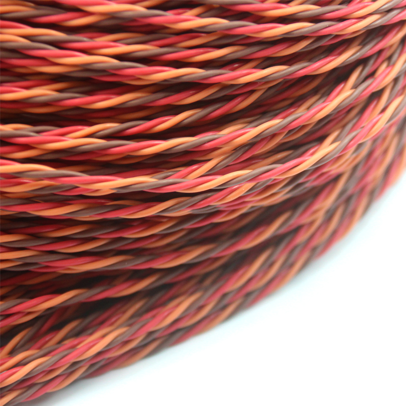 Oliyin Diy Jr Color 26 26awg Servo Extension Cable Twisted Wire 30 Meters Without Connector For Rc Model In Parts Accessories From Toys Hobbies On