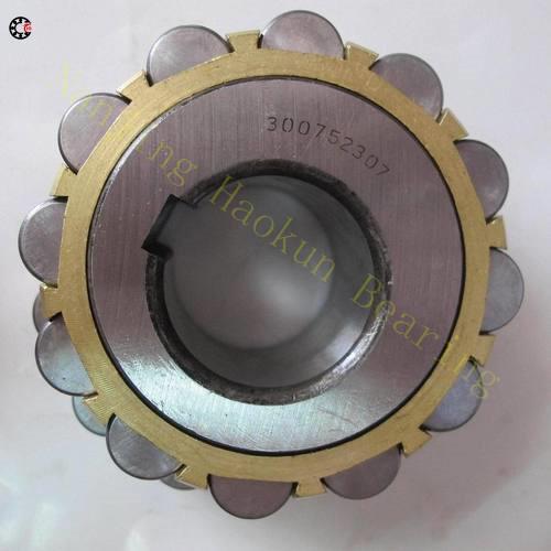 ФОТО NTN single row eccentric bearing nylon cage 60UZS87V