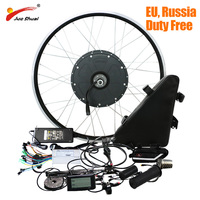 jueshuai Electric Bike Kit 1000W with 48V 20AH Lithium Battery Brushless Hub Motor Wheel bicicleta electrica Powerful E bike Kit