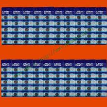 100 PCS SUNMAX CR1625 LITHIUM BATTERIES 3 V BATEAU par poste aérienne