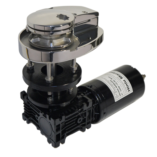 12V 900W Vertical Anchor Winch Windlass With/Without Capstan Marine Boat Yacht