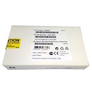 Image 2 - Trong Chứng Khoán New J4858C Gigabit SX LC Mini GBIC SFP Module Quang MMF 850nm 550 m LC Cần nhiều hơn hình ảnh, xin vui lòng liên hệ với tôi