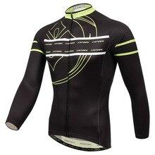 XINTOWN Men's Black Yellow Jerseys Mountain Bike MTB Shirts Offroad DH Motorcycle Jersey Motocross Sports Wear BMX Clothing