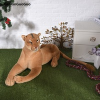 new arrival large 75cm lovely female lion plush toy soft doll pillow birthday gift s0408