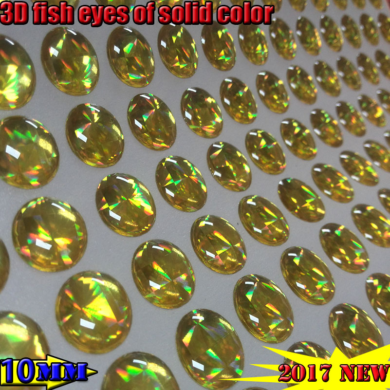 ᗗ2017new Artificial 3d Fishing ᐂ Lure Lure Eyes Quantity