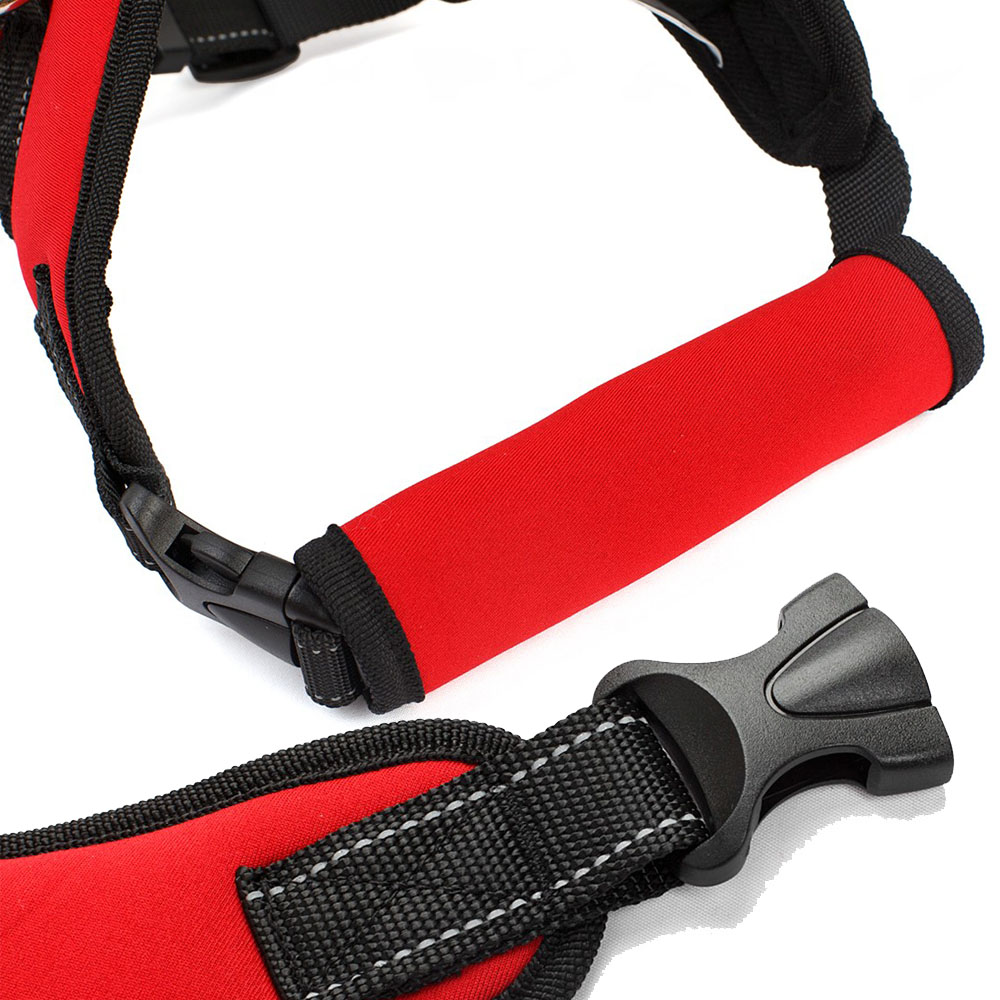 Dog Harness high qulity adjustable S/M/L/XL k9 Reflective For small and big Dog Harness Chihuahua pet supplies Accessories