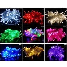 100MTS 800 Lights 1 6mm Copper Aluminium Wire Waterproof Neon Led String Lights