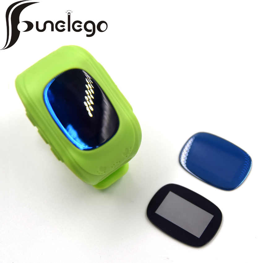 Funelego 2 Pieces Original 100% Screen Glass For Q50 Baby Smart GPS Watch Q50 Glass Screen Accessories