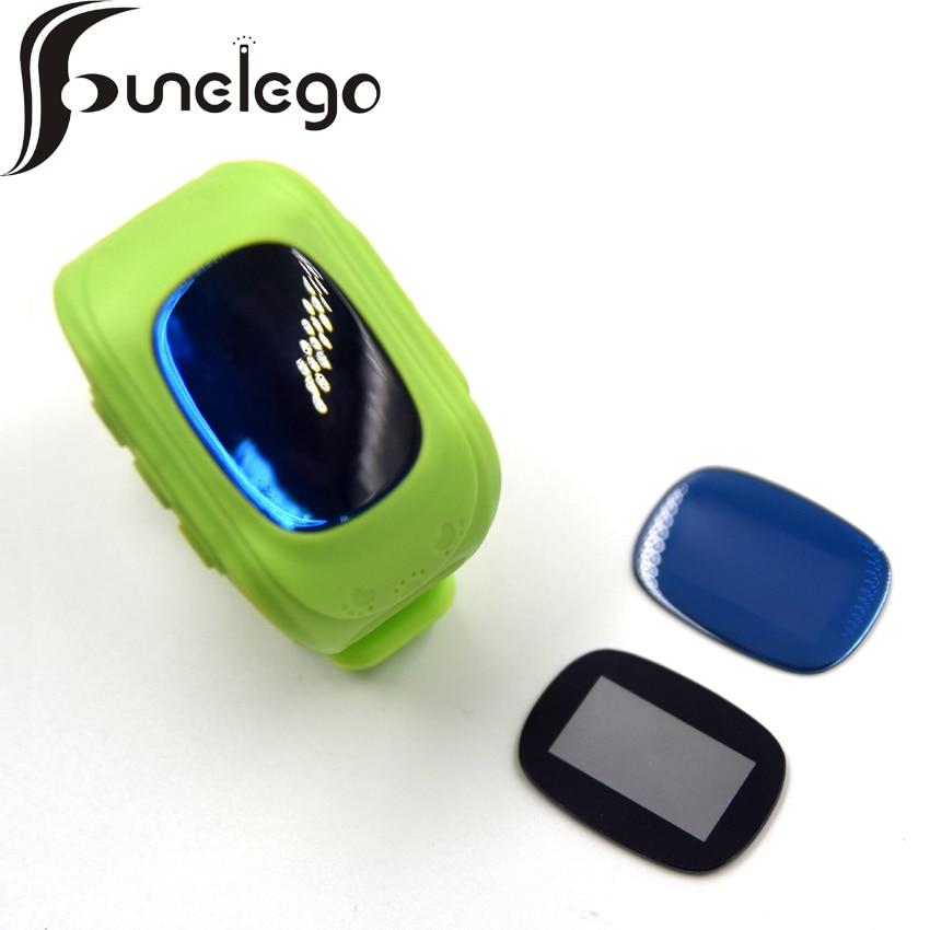 Funelego 2 Pieces Original 100% Screen Glass For Q50 Baby Smart GPS Watch Q50 Glass Screen Accessories