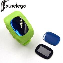 Funelego 2 шт. оригинальное 100% экран стекло для Q50 Детские Смарт-часы GPS Q50 стеклянный экран аксессуары