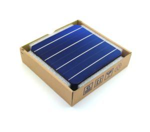 Image 5 - 80Pcs Grade A Solar Elements Monocrystalline 156*156MM Solar Cells For DIY Solar Panel Home System