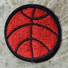 Американский Баскетбол спорта, Ретро стиль, с вышивкой, аппликация на патчи, пришить патч, с аппликацией, из ткани, Высокое качество
