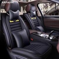 KADULEE Авто Чехлы для mercedes w163 w202 w210 mazda cx 7 renault scenic 3 mg3 поло 9n Автокресло Протектор тюнинг автомобилей