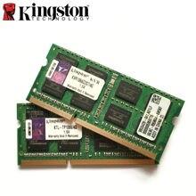 Kingston dizüstü bilgisayar bellek DDR3 4GB PC3 1066Mhz 4G PC3 8500S 1066MHZ dizüstü modülü SODIMM RAM