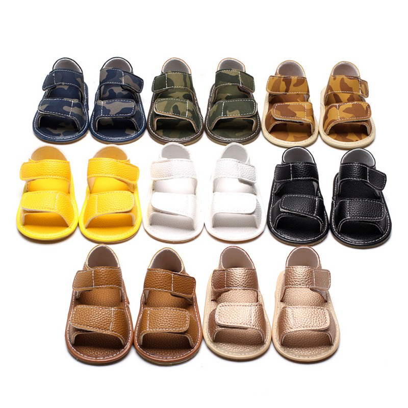 Baby Sandals PU Baby Boy Shoes Summer Fashion Breathable Camo Baby Boy Sandals Casual Newborn Baby ShoesBaby Sandals PU Baby Boy Shoes Summer Fashion Breathable Camo Baby Boy Sandals Casual Newborn Baby Shoes
