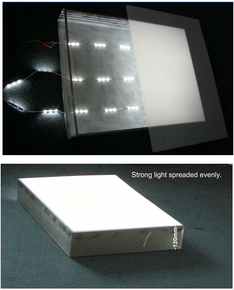 CE ROHS UL APPROVED,5 years warranty,1.2w 12v 120lm SAMSUNG 5630 led MODUEL backlight FOR BOX SIGNAGE /CHANNEL LETTER