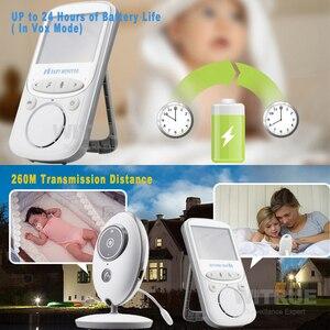 Image 4 - Wireless Baby Monitor VB605วิทยุNanny Babyfoon 2.4นิ้วBebeกับกล้องIR Night Vision Baby Sitter Babymonitor