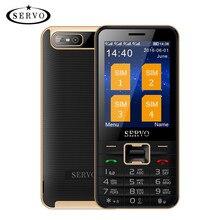 Sim Quad teléfono Celular de Banda Cuádruple 2.8 pulgadas 4 tarjetas SIM 4 de doble modo de espera Teléfono Bluetooth Linterna MP3 MP4 GPRS teclado de la Lengua Rusa