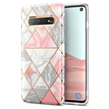 Galaxy S10 Plus Marble Back Cover