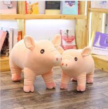 WYZHY Simulation Pig Doll Pillow Plush Toy Sofa Decoration Send Friends and Children Gifts 70CM