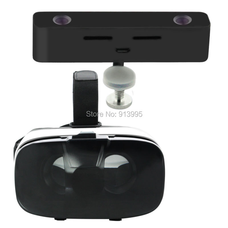3d virtual reality video camera +  3D Video glasses headset