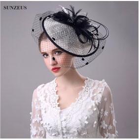 bridal hats e