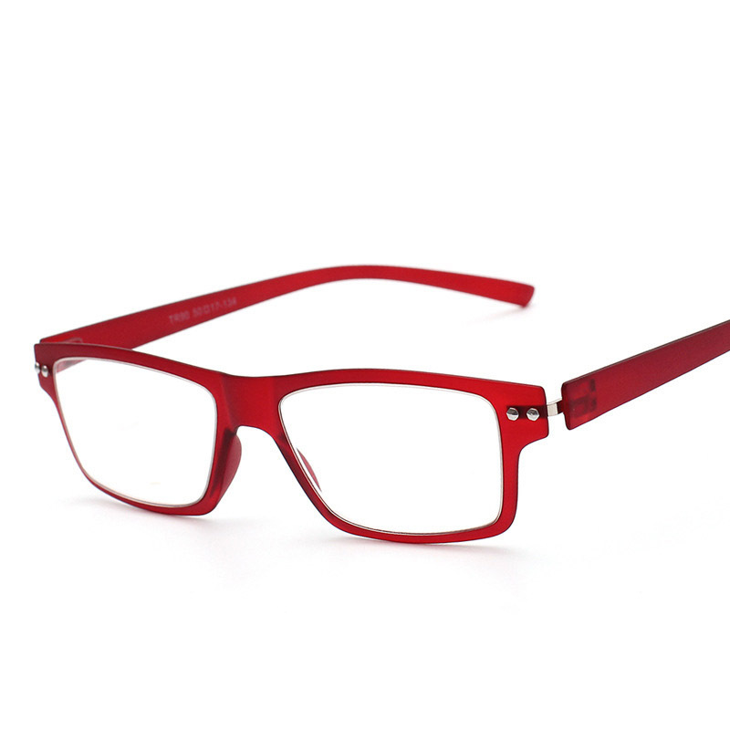 ultra light big size unisex reading glasses 1 00 1 50 2