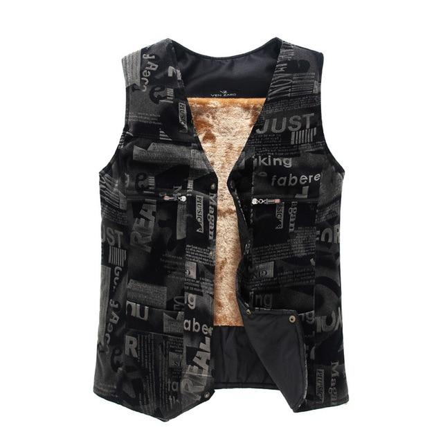 New Mens Vest New 2016 Autumn Spring Men Vest Casual Military Waistcoat Jacket Vests Brand Big Size XL-3XL