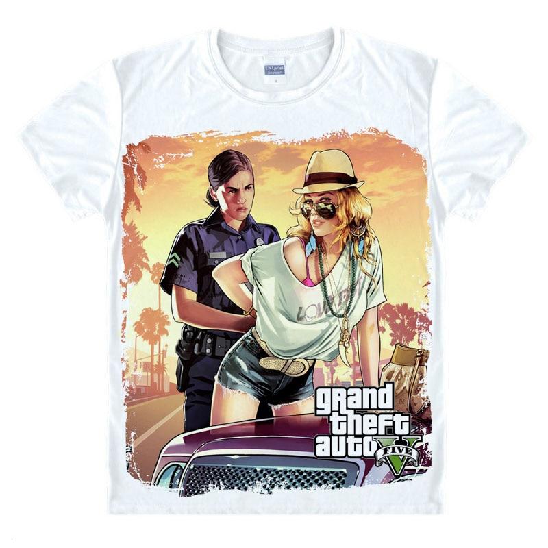гта 5 футболка цена