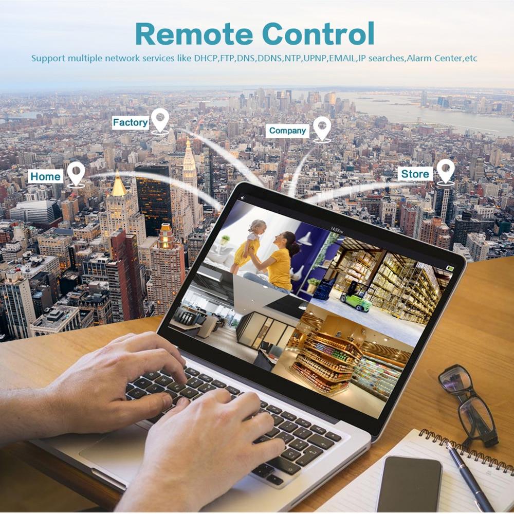 32CH 1080P 25CH 5M 8MP 4K CCTV NVR H.265/H.264 Детектор движения CCTV сетевой видеорегистратор FTP ONVIF для IP камеры системы безопасности