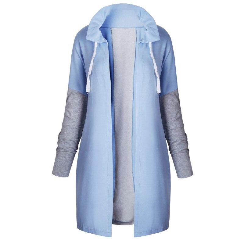 Herbst/winter Foshion Frauen Hoodies Langarm Mit Kapuze Oberbekleidung Mantel Mit Hut Spezieller Sommer Sale Herrenbekleidung & Zubehör