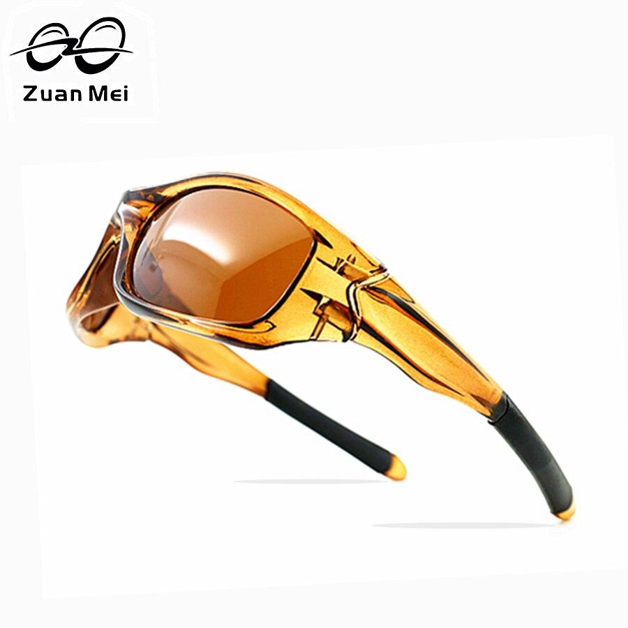 2018 Zuan Mei Marca Occhiali Da Sole Polarizzati Uomini Rivestimento Specchio di Guida Occhiali Da Sole Quadrato Occhiali Maschili Occhiali Con Il Caso ZMS-1793
