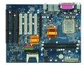 Novo Slot ISA Placa IPC Para Intel G41 DDR3 Mainboard LGA775 4PCI VGA LPT 2LAN 3ISA 6COM CF 4 SATA Motherboard Industrial